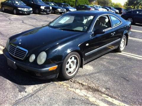 1998 Mercedes-Benz CLK-Class for sale at WEST END AUTO INC in Chicago IL