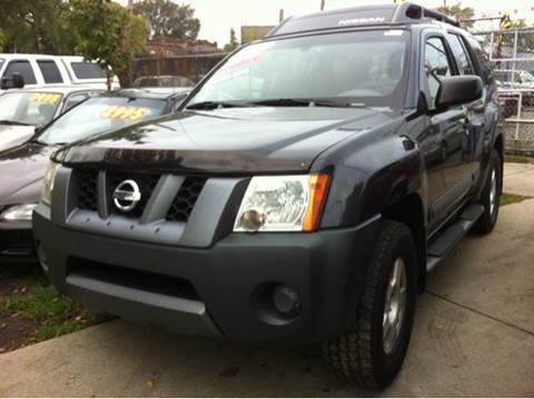 2006 Nissan Xterra for sale at WEST END AUTO INC in Chicago IL