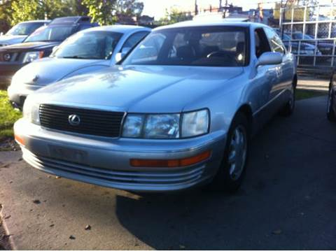 1993 Lexus LS 400 for sale at WEST END AUTO INC in Chicago IL