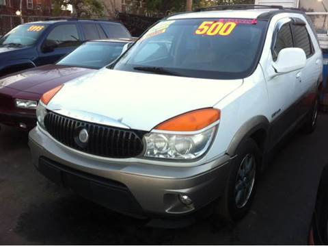 2002 Buick Rendezvous for sale at WEST END AUTO INC in Chicago IL