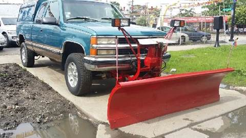 1997 Chevrolet C/K 1500 Series for sale at WEST END AUTO INC in Chicago IL