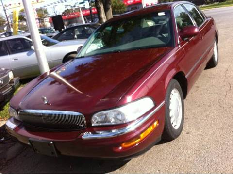 1997 Buick Park Avenue for sale at WEST END AUTO INC in Chicago IL