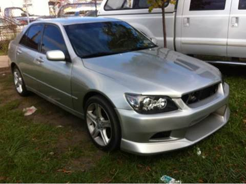 2001 Lexus IS 300 for sale at WEST END AUTO INC in Chicago IL