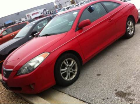 2006 Toyota Camry Solara for sale at WEST END AUTO INC in Chicago IL