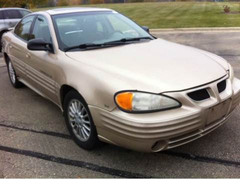 2001 Pontiac Grand Am for sale at WEST END AUTO INC in Chicago IL