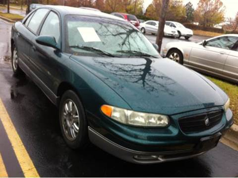1997 Buick Regal for sale at WEST END AUTO INC in Chicago IL