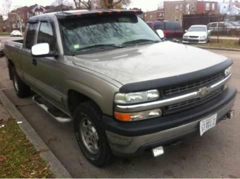 1999 Chevrolet Silverado 1500 for sale at WEST END AUTO INC in Chicago IL