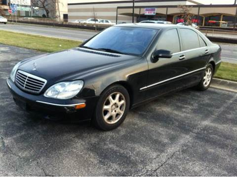 2000 Mercedes-Benz S-Class for sale at WEST END AUTO INC in Chicago IL