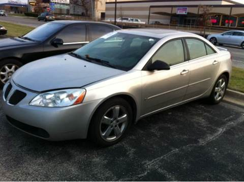 2006 Pontiac G6 for sale at WEST END AUTO INC in Chicago IL