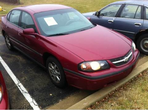 2005 Chevrolet Impala for sale at WEST END AUTO INC in Chicago IL