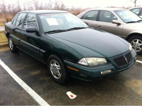 1995 Pontiac Grand Am for sale at WEST END AUTO INC in Chicago IL