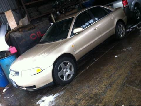 1997 Audi A4 for sale at WEST END AUTO INC in Chicago IL