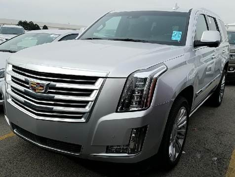 2015 Cadillac Escalade for sale at WEST END AUTO INC in Chicago IL