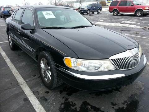 2000 Lincoln Continental for sale at WEST END AUTO INC in Chicago IL