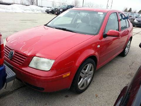 2002 Volkswagen Jetta for sale at WEST END AUTO INC in Chicago IL
