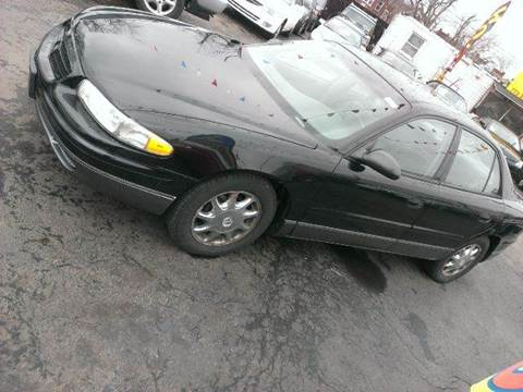 2002 Buick Regal for sale at WEST END AUTO INC in Chicago IL