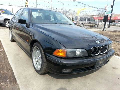 1999 BMW 5 Series for sale at WEST END AUTO INC in Chicago IL