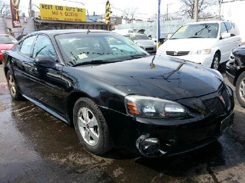 2005 Pontiac Grand Prix for sale at WEST END AUTO INC in Chicago IL