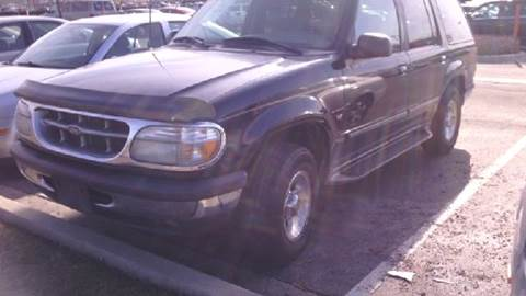 1998 Ford Explorer for sale at WEST END AUTO INC in Chicago IL
