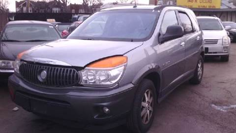 2003 Buick Rendezvous for sale at WEST END AUTO INC in Chicago IL