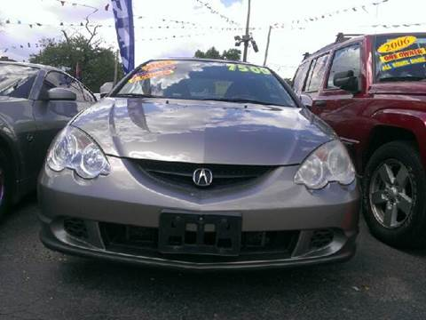 2002 Acura RSX for sale at WEST END AUTO INC in Chicago IL