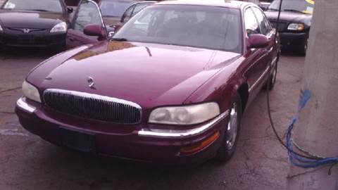 2000 Buick Park Avenue for sale at WEST END AUTO INC in Chicago IL