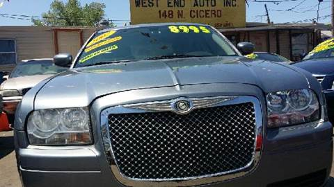 2007 Chrysler 300 for sale at WEST END AUTO INC in Chicago IL