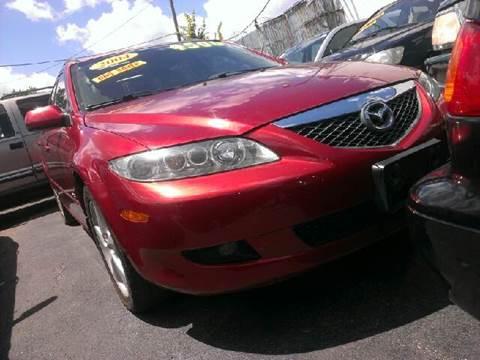 2004 Mazda MAZDA6 for sale at WEST END AUTO INC in Chicago IL