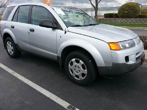 2003 Saturn Vue for sale at WEST END AUTO INC in Chicago IL