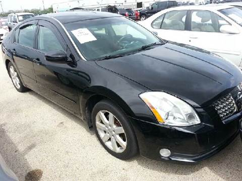 2005 Nissan Maxima for sale at WEST END AUTO INC in Chicago IL