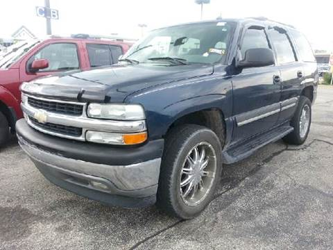 2005 Chevrolet Tahoe for sale at WEST END AUTO INC in Chicago IL