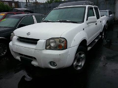 2001 Nissan Frontier for sale at WEST END AUTO INC in Chicago IL