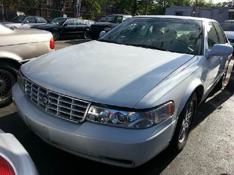 1999 Cadillac Seville for sale at WEST END AUTO INC in Chicago IL