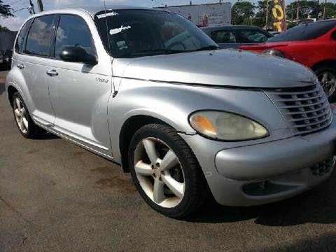 2003 Chrysler PT Cruiser for sale at WEST END AUTO INC in Chicago IL