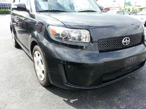 2008 Scion xB for sale at WEST END AUTO INC in Chicago IL