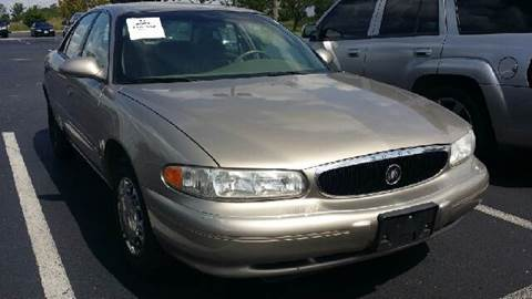 2002 Buick Century for sale at WEST END AUTO INC in Chicago IL