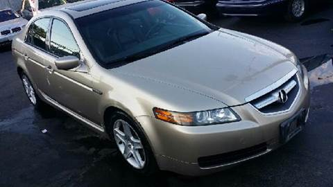 2004 Acura TL for sale at WEST END AUTO INC in Chicago IL