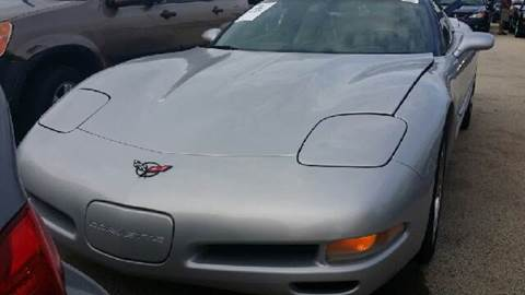 1999 Chevrolet Corvette for sale at WEST END AUTO INC in Chicago IL