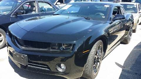 2011 Chevrolet Camaro for sale at WEST END AUTO INC in Chicago IL