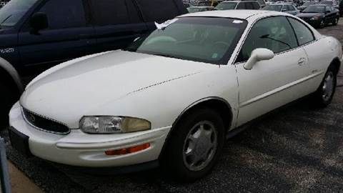 1997 Buick Riviera for sale at WEST END AUTO INC in Chicago IL