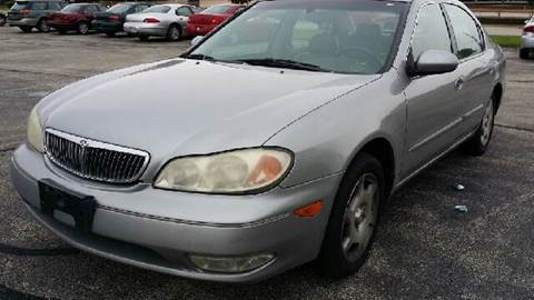 2001 Infiniti I30 for sale at WEST END AUTO INC in Chicago IL