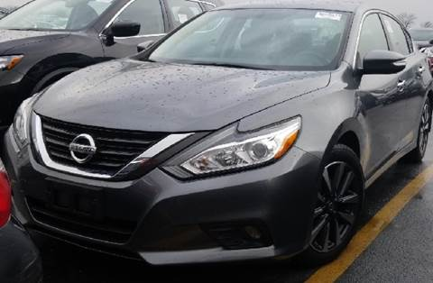 2016 Nissan Altima for sale at WEST END AUTO INC in Chicago IL