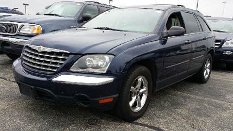 2004 Chrysler Pacifica for sale at WEST END AUTO INC in Chicago IL