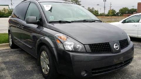 2005 Nissan Quest for sale at WEST END AUTO INC in Chicago IL