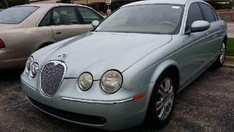2005 Jaguar S-Type for sale at WEST END AUTO INC in Chicago IL