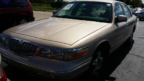 1996 Mercury Grand Marquis for sale at WEST END AUTO INC in Chicago IL