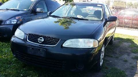 2003 Nissan Sentra for sale at WEST END AUTO INC in Chicago IL
