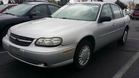 2003 Chevrolet Malibu for sale at WEST END AUTO INC in Chicago IL