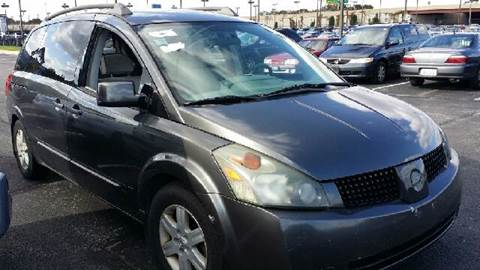 2004 Nissan Quest for sale at WEST END AUTO INC in Chicago IL