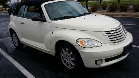 2007 Chrysler PT Cruiser for sale at WEST END AUTO INC in Chicago IL